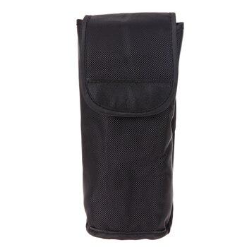 Czarna kamera/torby wideo przenośne etui na flesz etui pokrowiec na nik-n SB800 SB900 SB600 G099 S235 wysokiej jakości torba na aparat nowy