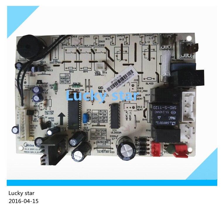 95% new for Air conditioning computer board circuit board KF-72L/Y-GA MAIN-GA(ZG) good working 6870qya007g 6871qyh012a lg40sd4 y main board