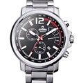 New Luxury brand watches men  casual charm function chronograph sport quartz wrist watch luminous waterproof 100mCASIMA 8305