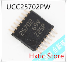 NEW 10PCS/LOT UCC25702PW UCC25702PWTR UCC25702 25702 TSSOP14 IC