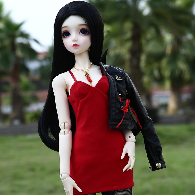 Livraison gratuite comme Tao Yao 58cm 1/3 SD BJD SD poupée fille mode cadeau rotule poupée douce fille nouveaux arrivants