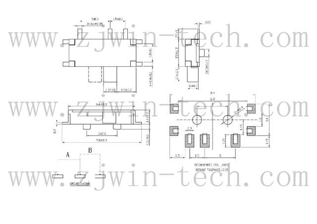 Way Switch Wiring Diagram Microslide on