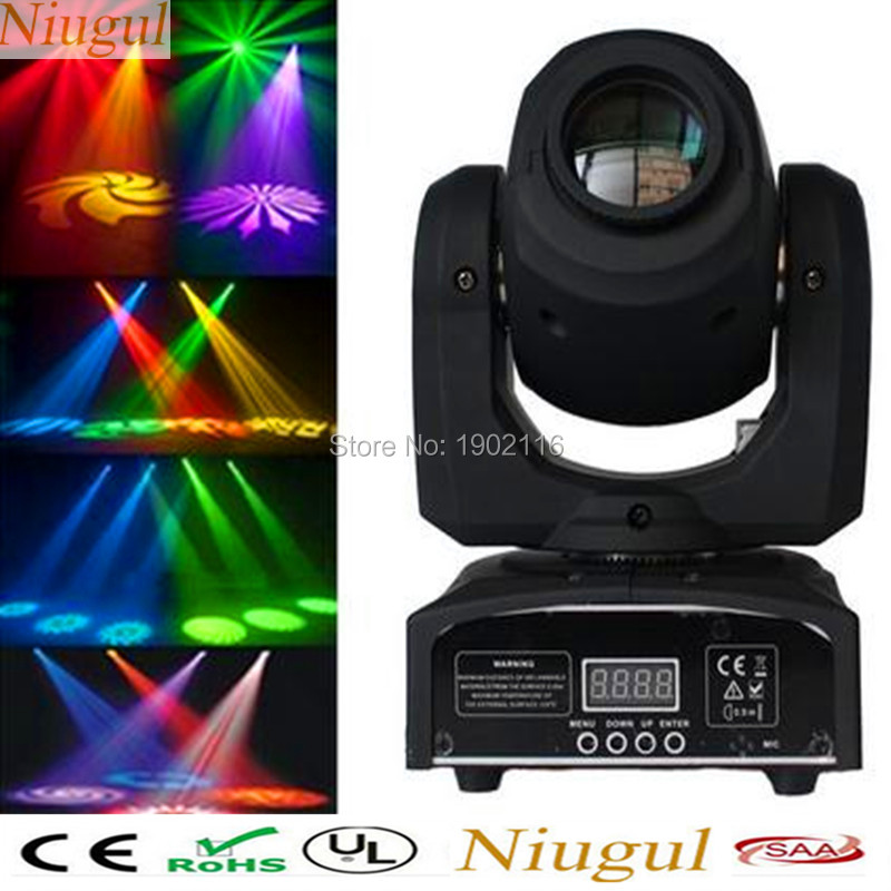 Factory directly sale LED 30W Moving Head Spot Light/Dmx512 Gobo Stage Disco Dj lighting /Club Party christmas holiday led light niugul best quality 30w led dj disco spot light 30w led spot moving head light dmx512 stage light effect 30w led patterns lamp