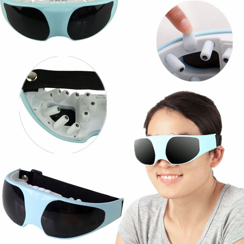 Eye Massage Relax Protection Massager Medical Instrument Glasses Nurses Relaxation
