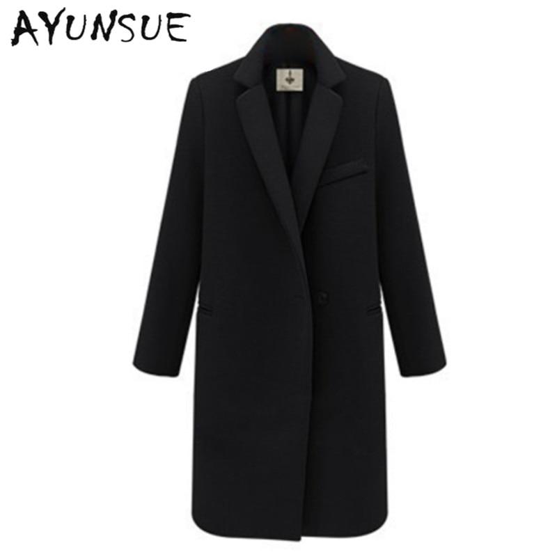 Online Get Cheap Ladies Coats Black -Aliexpress.com | Alibaba Group