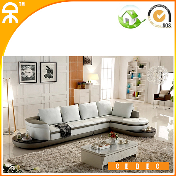 (3 Seat +lounge +1 Seat/lot) White Leather Sofa Furniture For Living Room  #CE A300 In Living Room Sofas From Furniture On Aliexpress.com | Alibaba  Group