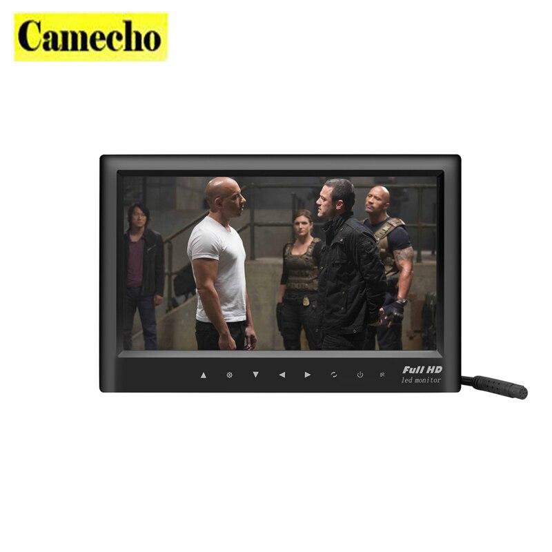 """imágenes para 7 """"pulgadas de Pantalla LCD de Aparcamiento HD Dashboard Coche de Visión Trasera Del Monitor para Coches/Autobuses/Camiones/Caravanas"""