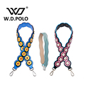 W.D.POLO New self design women handbag strap fashion shoulder bag straps high chic design easy matching hot selling M2187