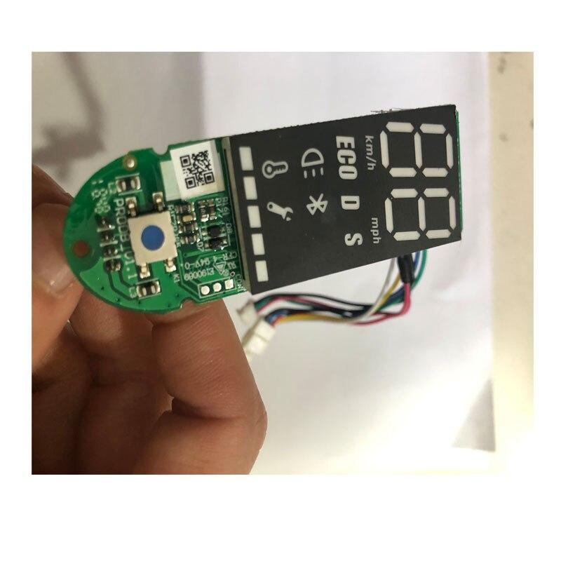 Tableau de bord de Scooter électrique d'origine Xiaomi M365 Pro pour Circuit imprimé XIAOMI MIJIA M365 Pro Xiaomi Scooter BT
