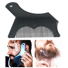 Get more info on the Professional Men's Beard Shaper Tool Transparent Template Styling Comb Templates barbe accessoir chapinha para barba homens