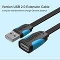 2016 New Intervento USB 2.0 Maschio a Femmina Cavo USB Estendere cavo di Estensione del Cavo Extender Per Il COMPUTER Portatile