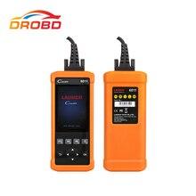 100% Первоначально Старт Creader 6011 CR6011 OBD2/EOBD CODE Reader Диагностический Инструмент с ABS и SRS Система Функций CR6011 Сканер