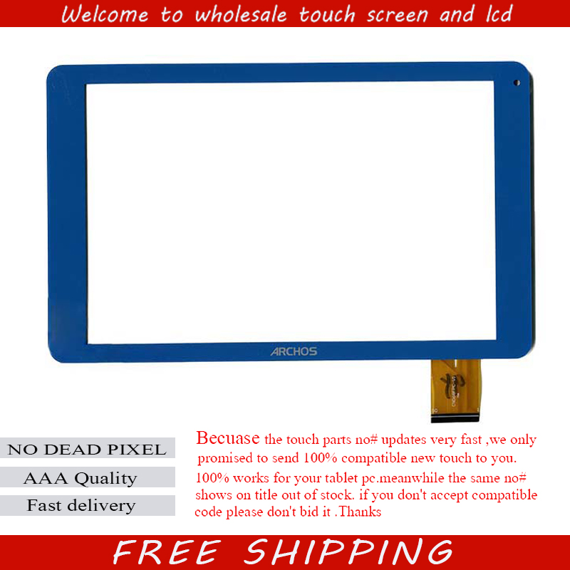 New 10.1'' inch Tablet PC handwriting screen CN068FPC-V1 SR touch screen Digitizer Replacement Parts Free shipping free shipping wgj10108 v1 touch screen touch screen handwriting 10pcs lot