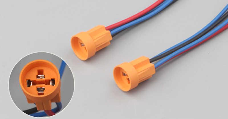 1 pcs 12mm שקע עבור מתכת לדחוף כפתור מתג 4 חוטי אור מתג 2 חוטים עבור לא אור מסופי מתג קל התקנה