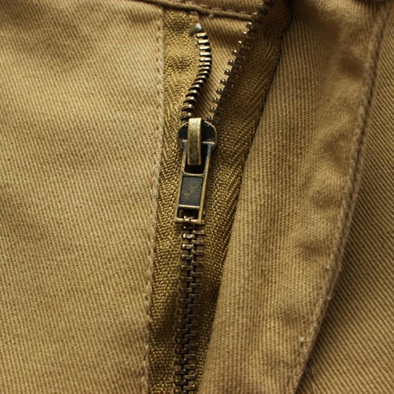 YOLAO жаркое лето Для Мужчин Армия Камуфляж работы Повседневное бермуды Для мужчин шорты грузовые моды в целом военные брюки короткие