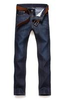 New arrival famous brand jeans slim skinny for man pants designer brand 858