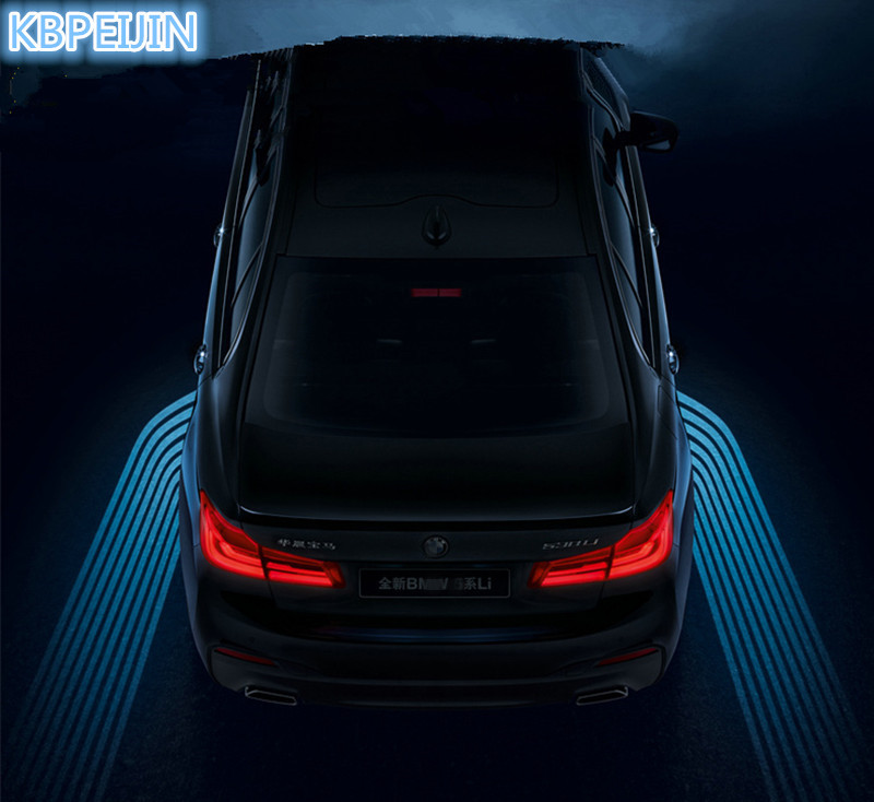 Welcome Lamp Projector Car LED Car Angel Wings Door Warning Light for Porsche cayenne macan 911