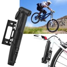 Mini Portable Bicycle Pump Air Tyre Tire Ball High-pressure Pumps Bike Super Light MTB Road Cycling Tool