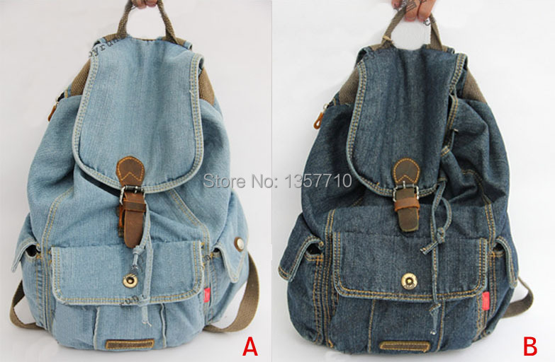 Online Shop 2014 Women Backpack School Bags Backpacks FREE ...