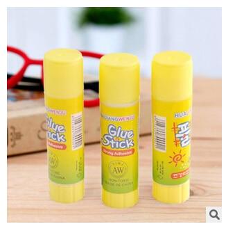 Solid Plastic South Korea Cute Super Sticky Solid Glue Stick Wallpaper Glue  + FREE SHIPPING