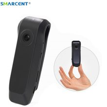 Smarcent A1803 Mini WIFI Camera Back Clip Design HD Wireless Pen Camera Voice Recorder Pen Micro DVR Camcorder Monitor PK Q23(China)