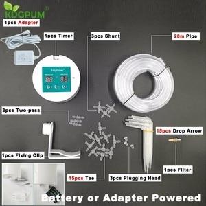 Image 5 - Système darrosage Automatique goutte à goutte des plantes succulentes, système Intelligent et minuterie