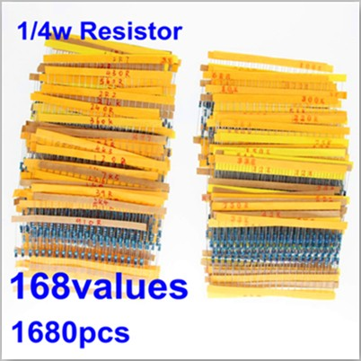 1-4w-resistors-pack-168-values-x-10pcs-1680pcs-0-1-10M-1-full-range-resistors