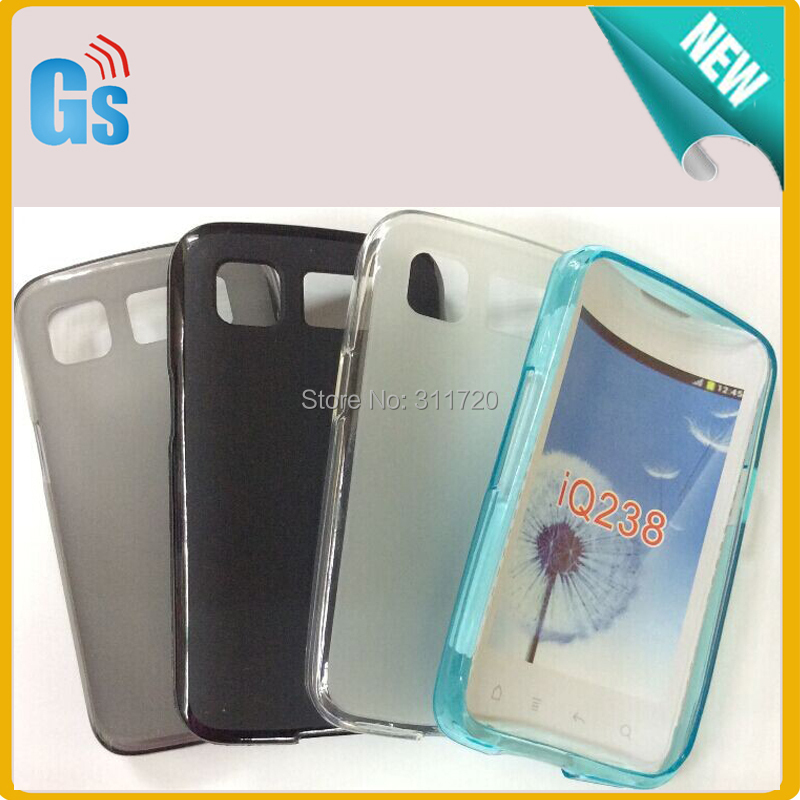 buy cheap stuff to sell rubber phone case for fly iq238 jazz tpu pudding design. Black Bedroom Furniture Sets. Home Design Ideas