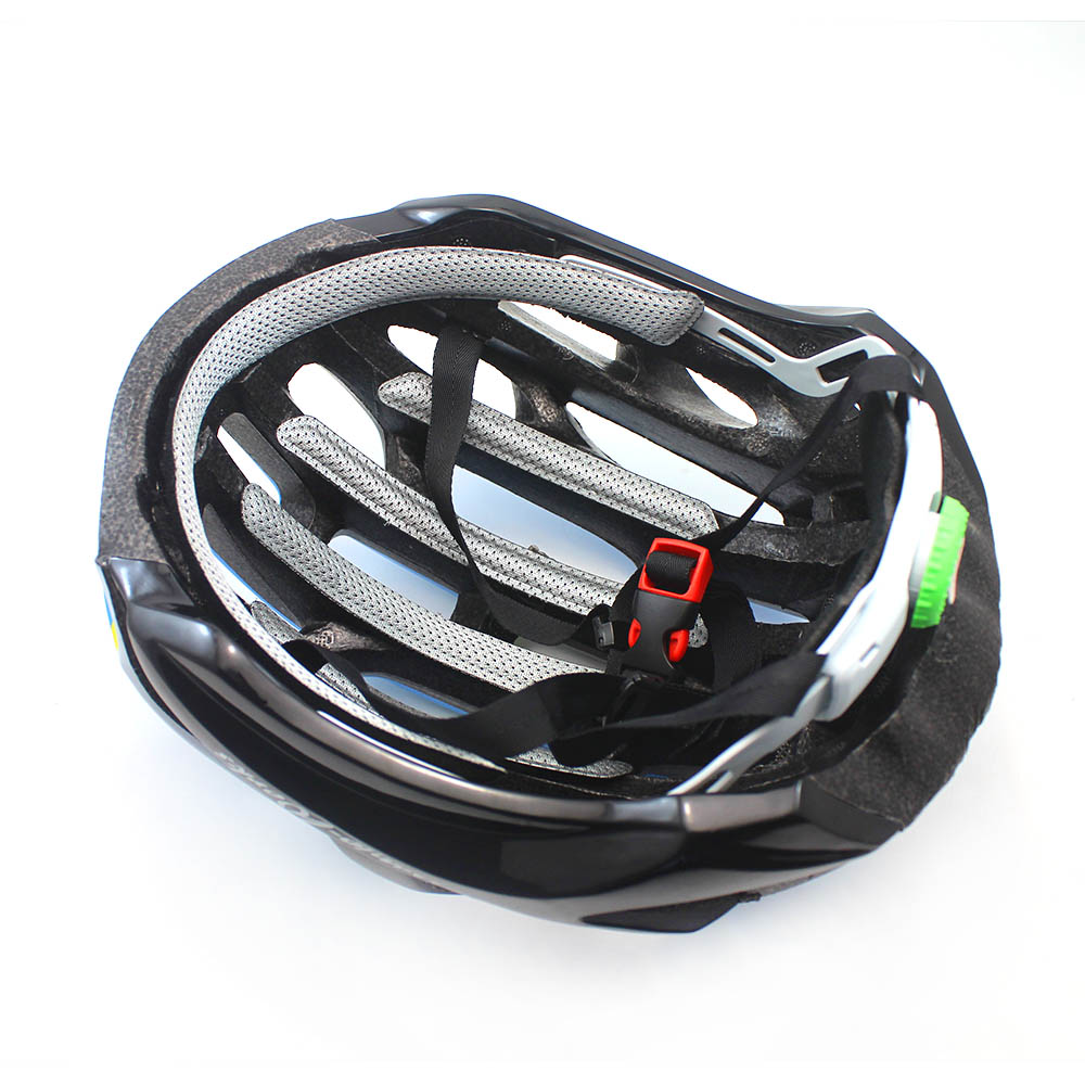 Bicycle Helmet with LED Warning Lights — Geoponet Sales
