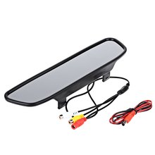 Universal Car Rear View Mirror Monitor 4.3 Inch