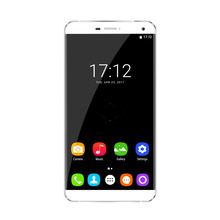 Best selling! Oukitel U11 PLUS RAM 4GB ROM 64GB 4G mobile phone Octa Core Android 7.0 Press fingerprint sensor Smartphone