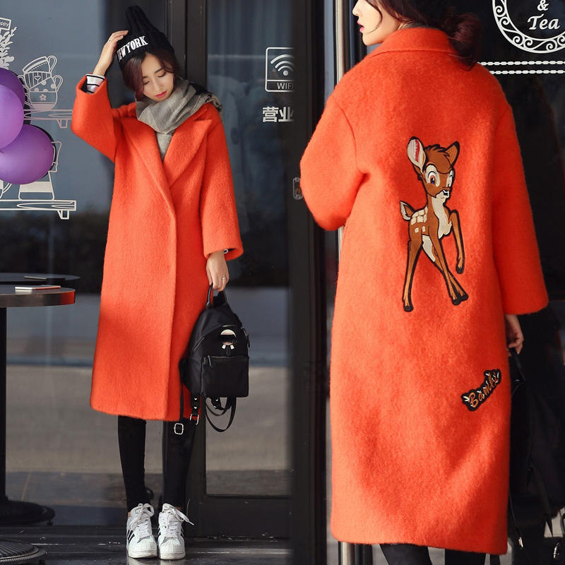 Compare Prices on Orange Coat Wool- Online Shopping/Buy Low Price ...