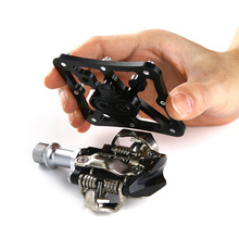 ZTTO Aluminum Alloy Bicycle Pedal MTB Self-Locking Pedales Bicicleta Bike For SHIMANO SPD-SL LOOK KEO System
