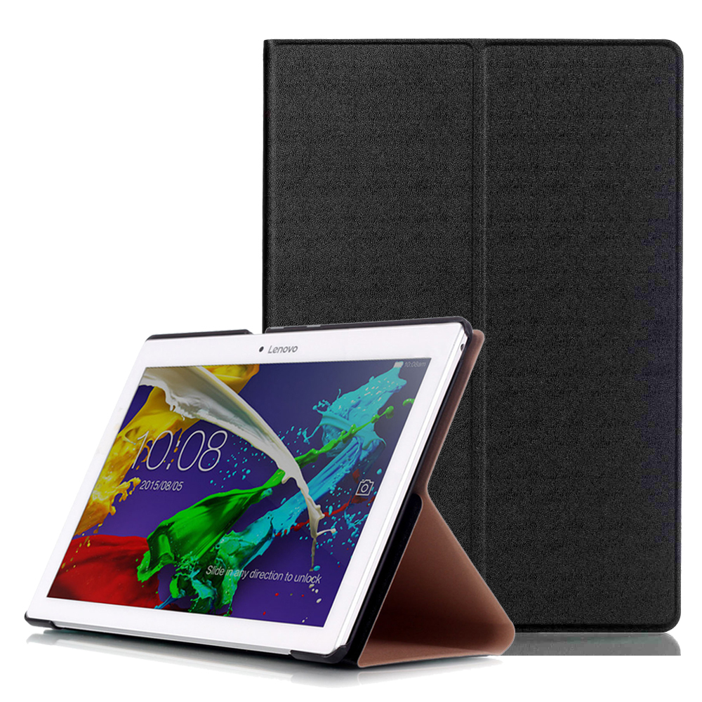Folding PU Leather Case Cover for Lenovo Tab 2 Tab2 A10-70 A10-70F A10-30 X30F Tab 3 10 Business TB3-X70F Tab3 10 Plus TAB-X103F for lenovo tab 2 a10 70 f case leather smart cover for lenovo tab 2 a10 30 a10 70f a10 70 a10 70l 10 1 foldable case stylus pen
