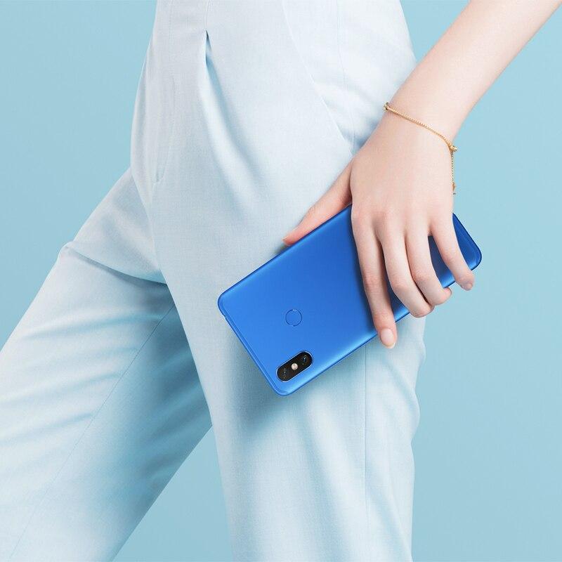 Globale ROM Xiao mi mi Max 3 4GB 64GB 6,9 Full Screen Snapdragon 636 Octa Core 5500mAh QC 3,0 12MP + 5MP Dual Kamera Smartphone - 2