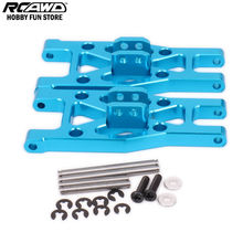 RCAWD Front Lower Suspension Arm A-brazo Para la Manía de RC Coche 1/12 Wltoys L202 L959 L969 L979 L212 L222 K959 959-03