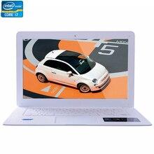 ZEUSLAP-A8 плюс Intel Core i7 Процессор 14 inch 4 ГБ Оперативная память + 120 ГБ SSD + 500 ГБ HDD двойной диски Windows 7/10 системы ноутбук