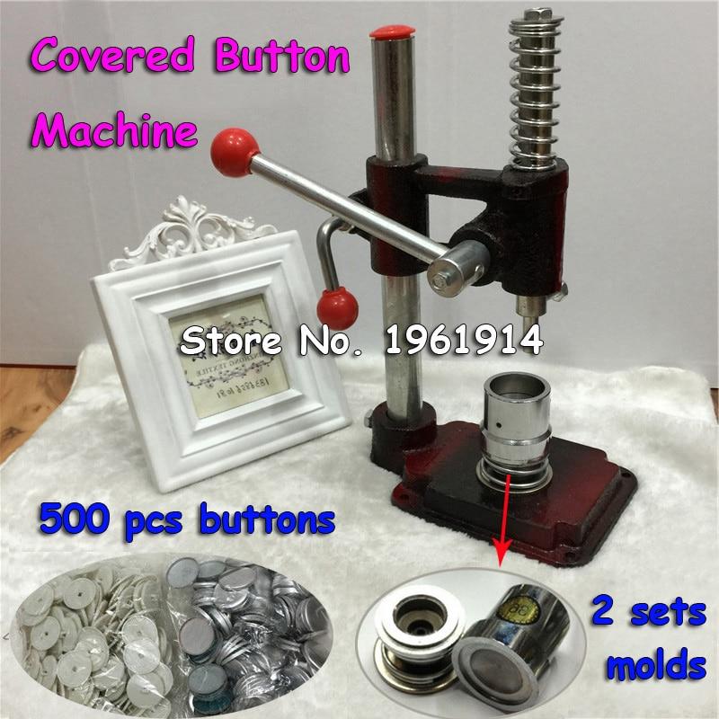 fabric button maker machine