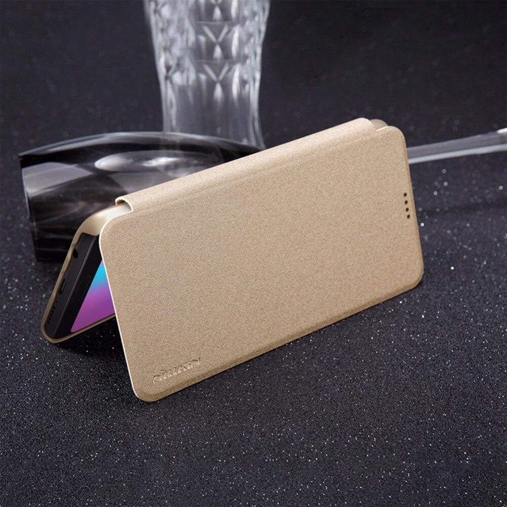 Funda Huawei Honor 10 Lite Funda NILLKIN Sparkle Super Thin Flip - Accesorios y repuestos para celulares - foto 6