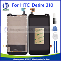 New lcd For HTC Desire 310 LCD Display Screen with Touch Screen Digitizer Assembly Replacement Parts +Tools