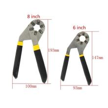 Multi-function Hex Wrench Home Repair Tool Black Wrench Universal Wrench