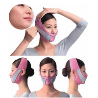 Thin Face Mask Slimming Face Thin Masseter Double Chin Skin Care Thin Face Bandage Belt Health Care Weight Loss Product Massage