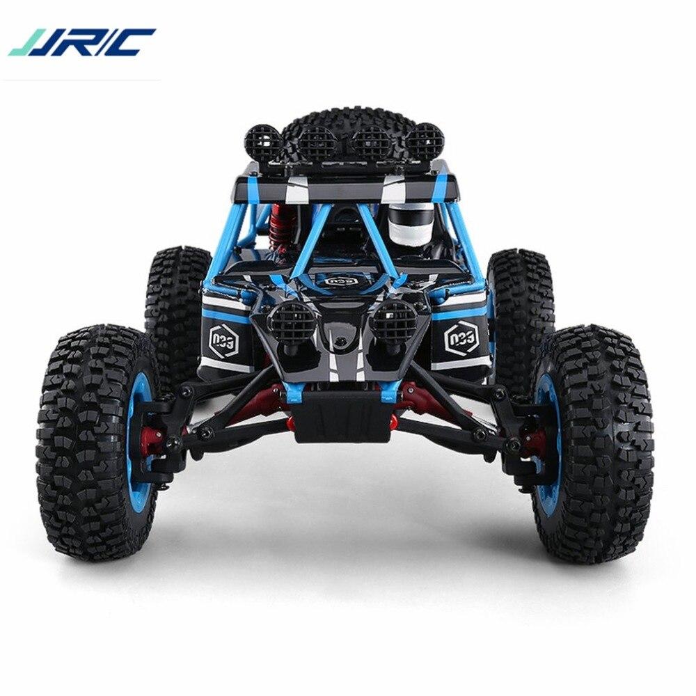 JJRC Q39 RC voiture HIGHLANDER 1:12 4WD RC désert camion RTR 35 km/H vitesse rapide haute couple Servo 7.4 V 1500 mAh LiPo hors route voitures jouet