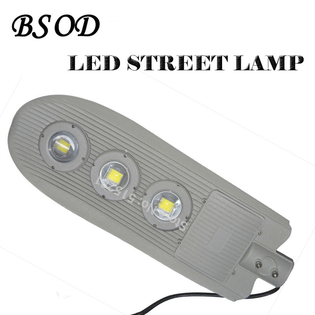 150w Led Street Light S Shaped Lamp Ip65 Waterproof It Can Rush To 200w