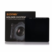 ZOMEI Pro 100*100mm de Vidrio Óptico de Densidad Neutra ND64 ND1000 Square ND8 filtro para Canon Nikon DSLR digital