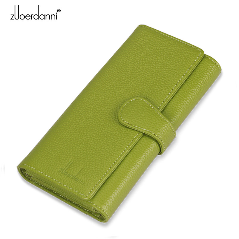 Zuoerdanni 2015 New Hot Sale Wallet Women's Wallet Genuine Solid Leather Wallet Fashion Women Gift for Women High Quality A183 memunia new arrive hot sale genuine
