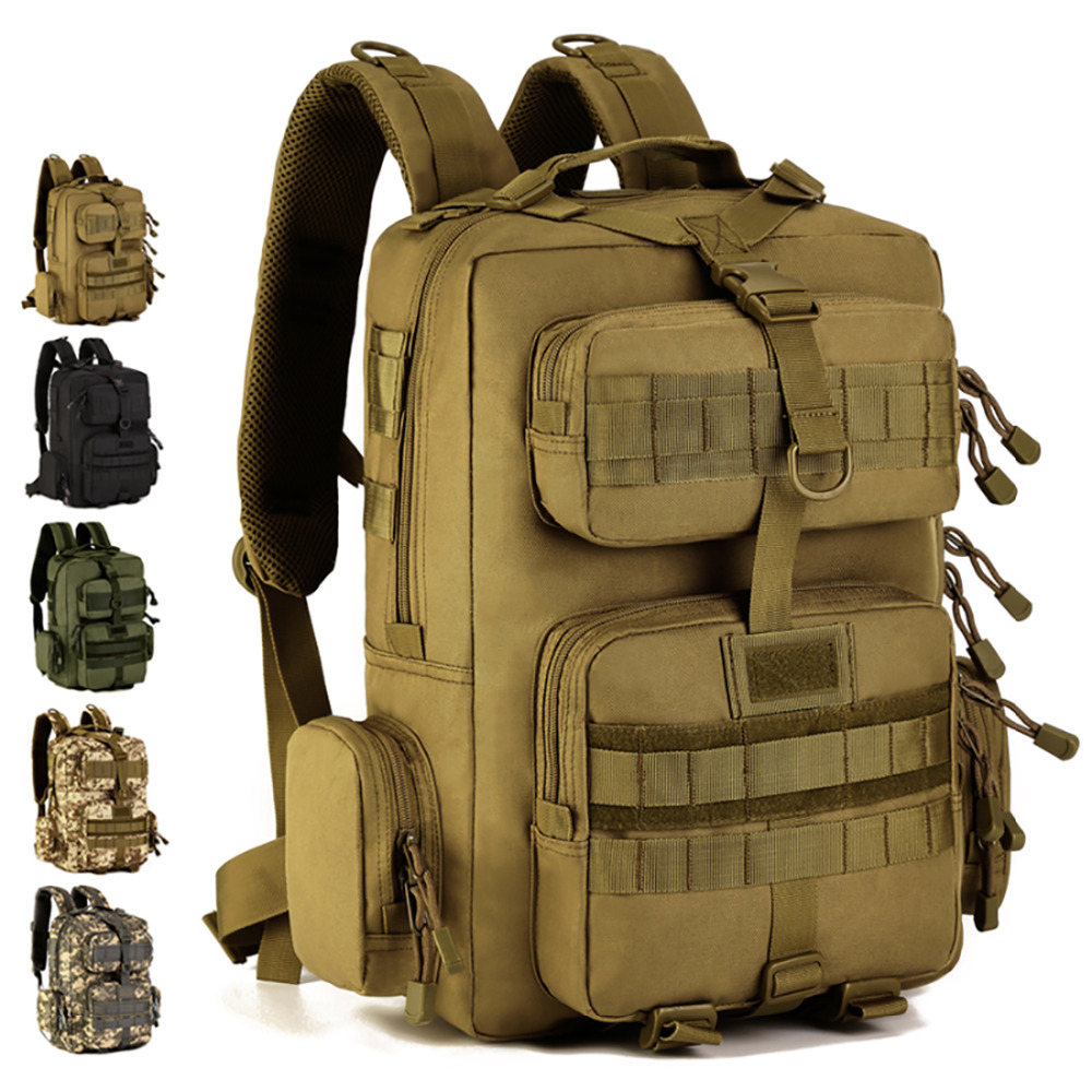 Men 1000D Nylon Designer Military Assault Molle Backpack Daypack Riding Travel Famous Famous Laptop Bag Rucksack Knapsack NewMen 1000D Nylon Designer Military Assault Molle Backpack Daypack Riding Travel Famous Famous Laptop Bag Rucksack Knapsack New