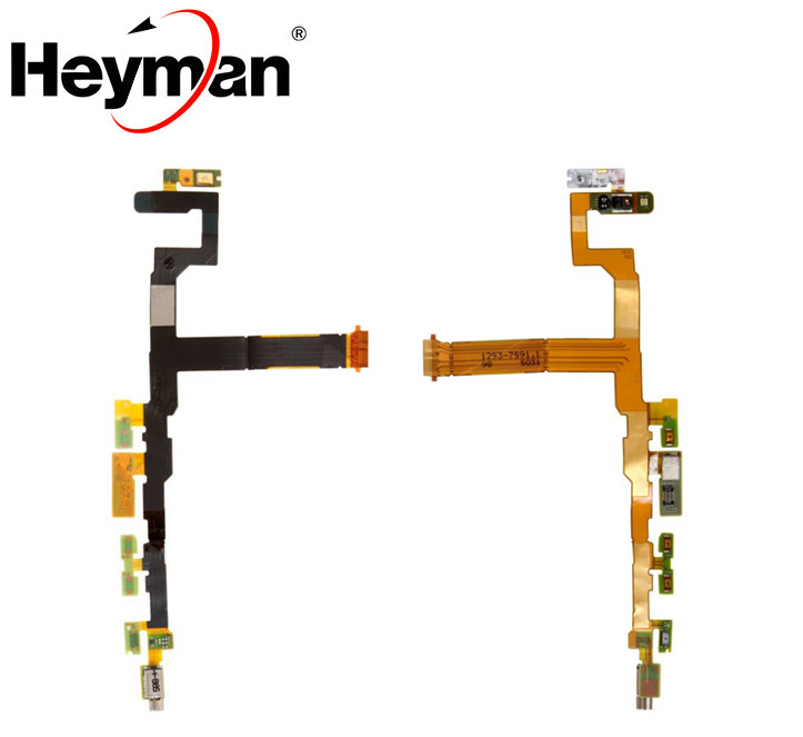 Heyman Flex Cable for <font><b>Sony</b></font> <font><b>Z5</b></font> Compact Mini E5803 E5823 <font><b>Motherboard</b></font> Ribbon Replacement image