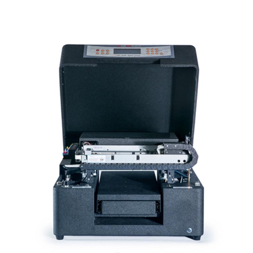 ново състояние многоцветен UV принтер с мастилено-струен печат машина с CE сертификат