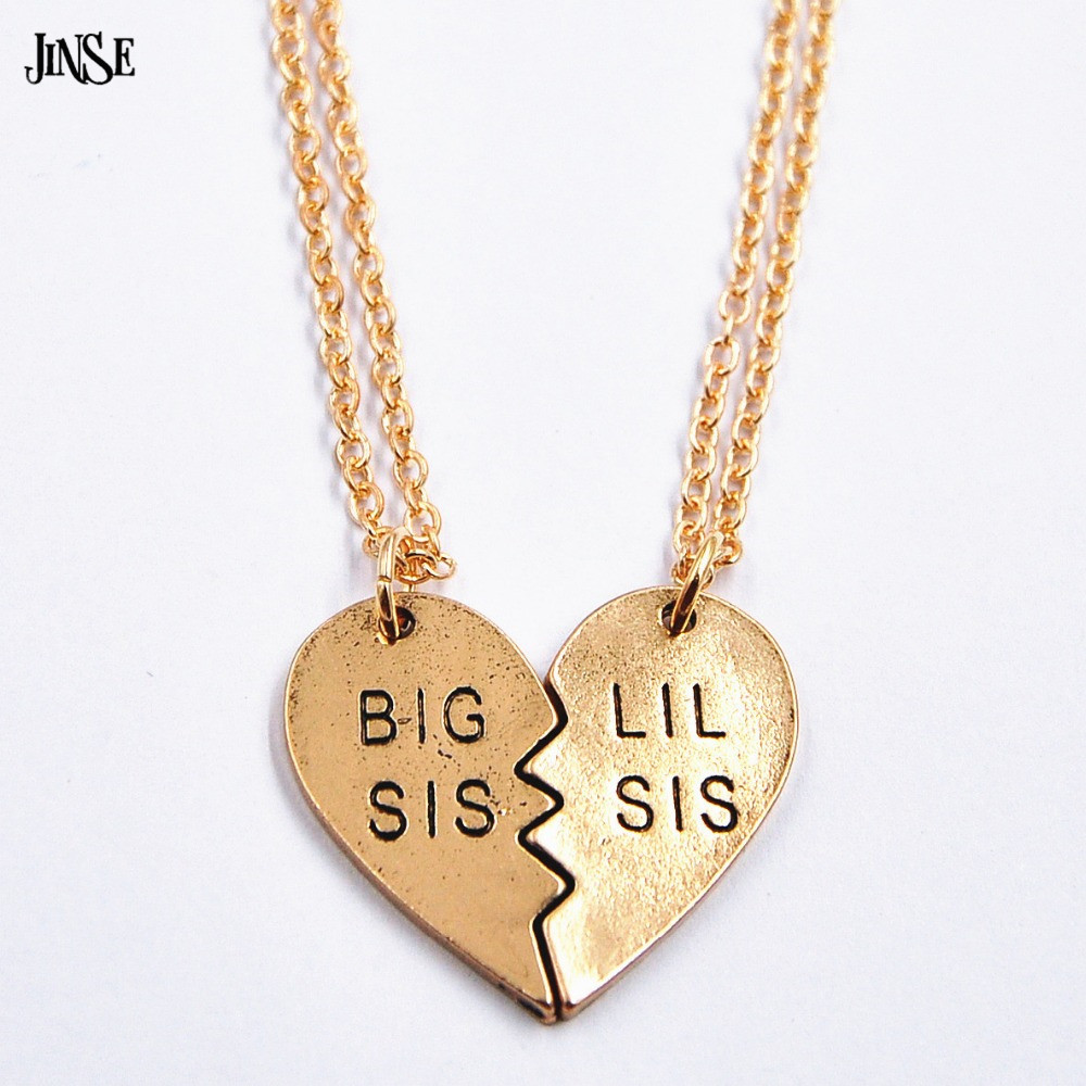 family puzzle products dollar piece necklaces relation half hand cut love necklace set namecoins hands